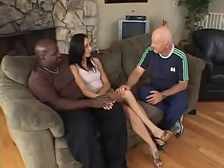 Black Cuckold his Wife with Ben English