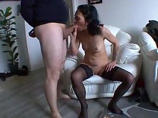 French wife fucked in front of husband