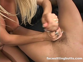 Milf got her badly needed daily dose of cock